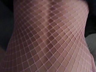 fucked my hot gf in fishnet