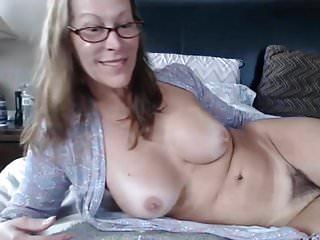 hairy MILF webcam