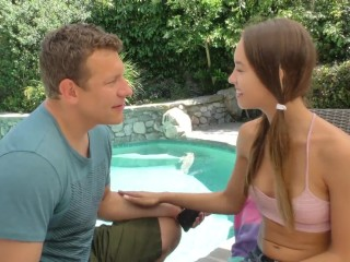 Brooke Haze Loves Bouncing Her Pussy On a Massive Cock