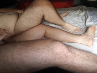 Sensual session for BearLikeBoy and his Chubby mate