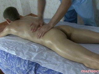 Russian twink physical exam - Azik