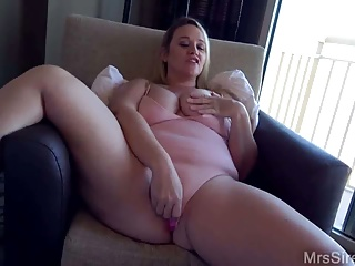 Chubby Wife in Hotel