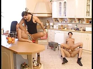 swap on kitchen
