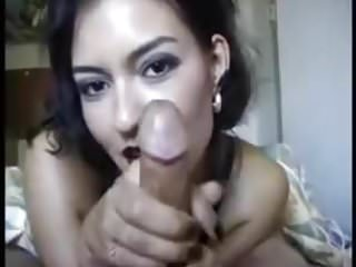 Desi Sexy Hand Job Cum