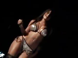 Dancing hot models ASS