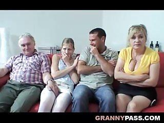 Granny Swinger Sex