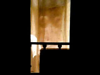 Neighbor spy window 26