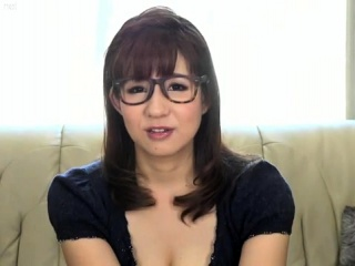 Japanese teasing with her big boobs