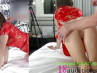 18auditions.com - 18yo Asian Creampie Compilation