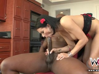 Interracial Anal Cheating Wife