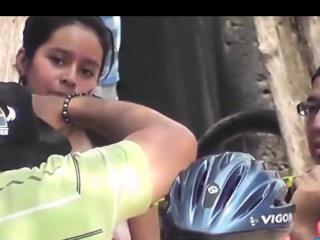 Mexicanas desnudas en la calle