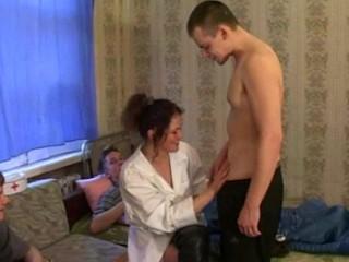 Russian Mature Lisa part 1