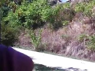 lungkondoi flashing dick for girl