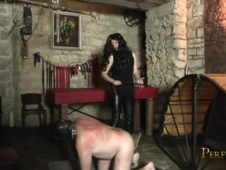 At the Mercy of Mistress Pandora - Female Domination from Czech Dominatrix