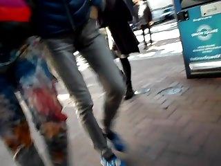 BootyCruise: Downtown Masturbation Cam