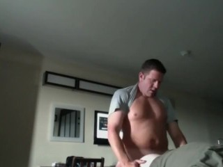 ANO 082 - MARRIED DAD LOADS STR8 CUMDUMP