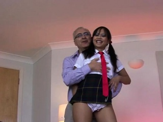 Daddy's little princess is up for some impure doing