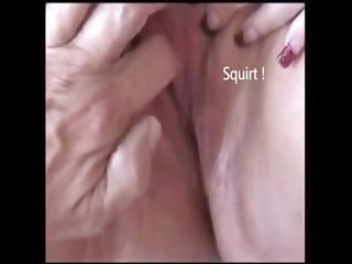 Cumming with Leah