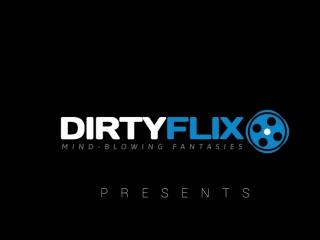 Dirty Flix - Marina - Winter-time casual fuck