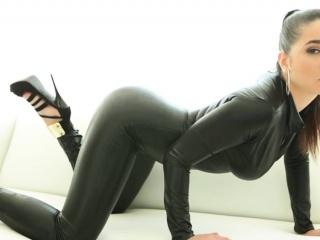 Karlee Grey sucking Sean Michaels cock deep throat