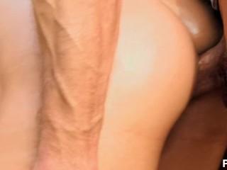 supersized big butt - Scene 3