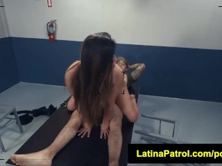 LatinaPatrol Lexy Bandera skull fucked illegal immigrant