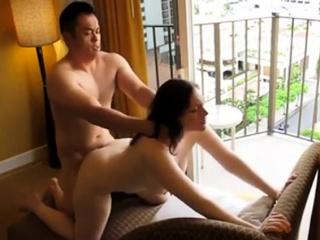 Have Sex with Balcony Door Open