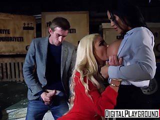 DigitalPlayground - Fly Girl Final Payload Scene 5 Jasmine J