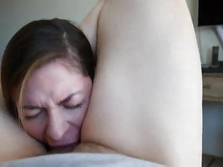 Awesome fucking blowjob