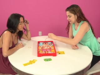 Playing Operation with Porn Stars
