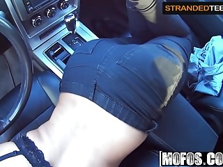 Too Latoya - This Policewoman Needs Cock - Stranded Teens