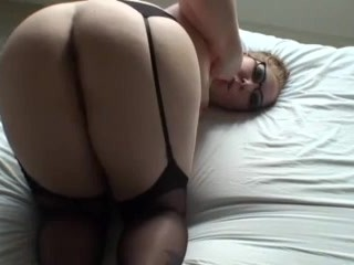 Kai Lee Huge Ass and Pussy Play
