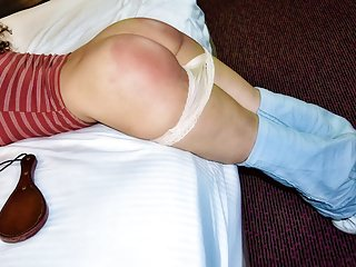 Keep Your Hands to Yourself part 1 (Spanking)