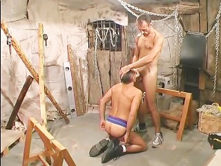 In the playroom - Scene 1