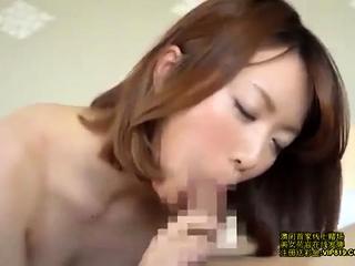 Hardcore Gagged Asian blowjob