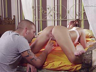 Dodo Nikakaja being licked and fucked by Thomas
