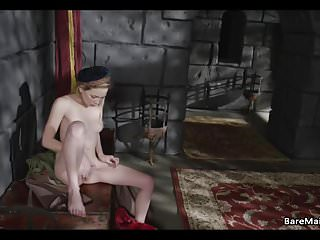 Younger maiden found the Orgasmagic crystal