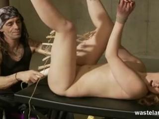 Hardcore BDSM Sex Teen Movie