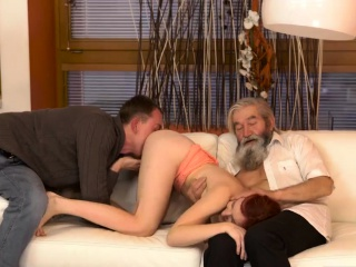 Oh fuck me daddy Unexpected practice with an older gentleman