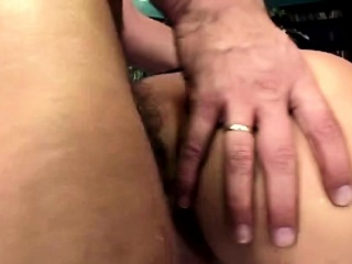 Two Blondes in a Gang Bang The Anal Fronteer