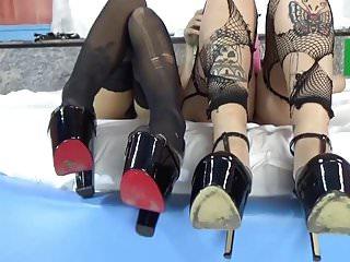 Brazilian Strapon Cruel Female Domination GIRLSFETISHBRAZIL