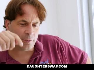 DaughterSwap - Hot Teens Swap & Fuck Dads On Vacation