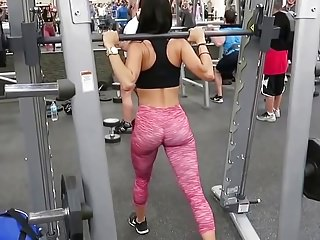 yes!!! fitness hot ASS hot CAMELTOE 112