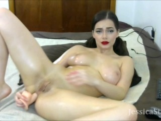 Fucking My Ass Until I Cum on Cam
