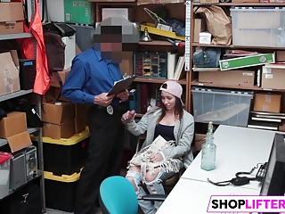 Shoplifter gets a second chance
