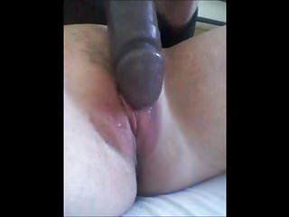 i am honry and wanna get fuck my black dildo