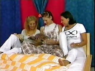 Lesbian Threesome