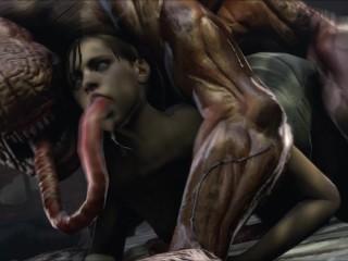 [HMV] Welcome To Spooky Town [Halloween 3D HMV]