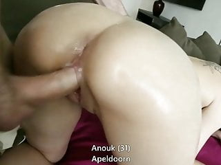 Angel Sluts - The Dutch Thongs Asses & Buttholes experience