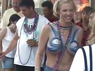 Freaky Sexy Naked Street Sluts Fantasy Fest